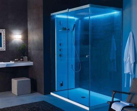 doccia con cromoterapia cromoterapia nella doccia di casa tua amida ceramiche s a s