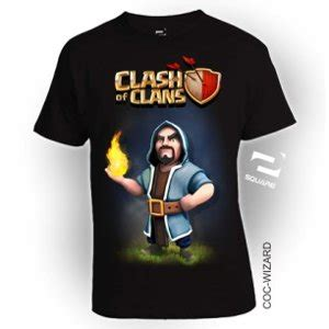 Termurah Kaos 3d Kawasaki Putih Dewasa jual coc wizard black dewasa kaos 3d square baru kaos baju t shirt pria murah lengkap
