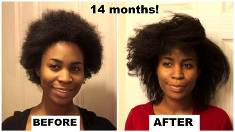 best blow dryers for 4c natural hair 4c hair growth 14 month blowdry edition youtube