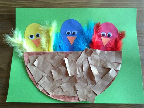 The 21 Best Images About Birds Preschool Crafts - best 25 letter n crafts ideas on letter n n