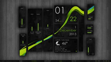 themes clock speed wisp v2 4 3 for rainmeter by fiizzion on deviantart