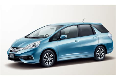 Honda Fit Shuttle would the 2014 honda fit shuttle workout in the united states the fast car