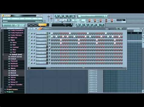 Fl Studio Drum Pattern Tutorial | good drum patterns in 2 minutes fl studio tutorial youtube