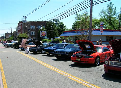 ford maplewood nj maplewood car show view classic cars today