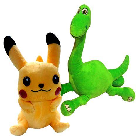 Mainan Dinosaurus By B Toys clearance sell boneka dino pikachu kura