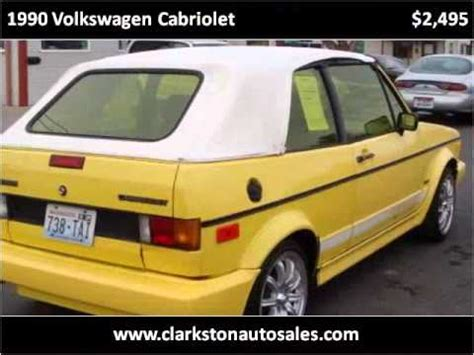 online car repair manuals free 1990 volkswagen cabriolet windshield wipe control 1990 volkswagen cabriolet problems online manuals and repair information