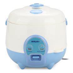 Miyako Inner Pot Rice Cooker 0 6 L jual aneka rice cooker terbaik terbaru lazada co id