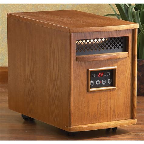 Infrared Heat L by Lifesmart 1 500w Infrared Heater 485774 Pits
