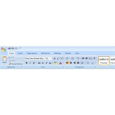 word ribbon layout what is the microsoft office 2007 ribbon and how is it