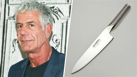 anthony bourdain knife anthony bourdain reveals favorite chef s knife today com
