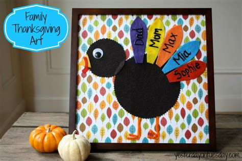craft projects for thanksgiving thanksgiving craft projects for yesterday on tuesday