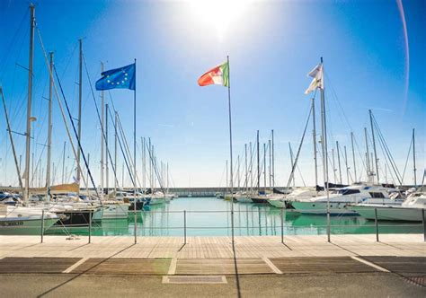 porti turistici italiani sailing in italy the best tourist harbours