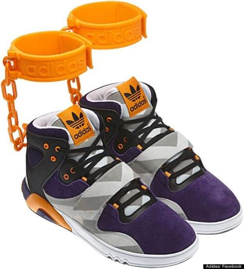 New Adidas chain shoe causes ruckus   Philly