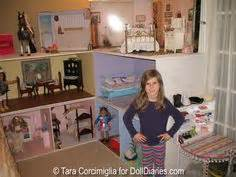 the biggest american girl doll house ag on pinterest american girl dolls american girls and gymnastics outfits