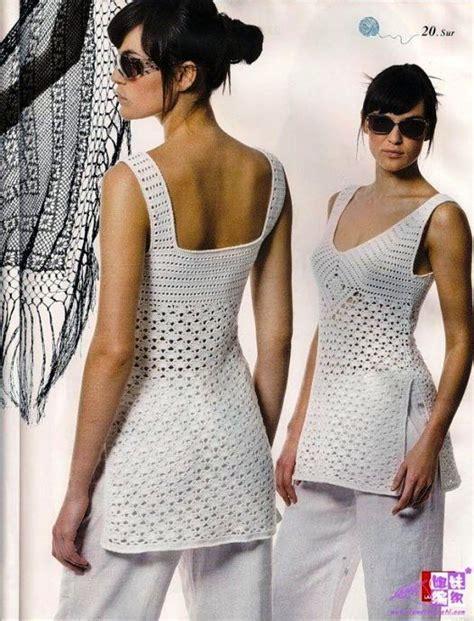 batika top blouse tunik free kalung sommer tunika h 228 keln crochet summer tunic free