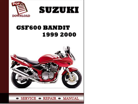 small engine repair manuals free download 1999 suzuki esteem engine control suzuki gsf600 bandit 1999 2000 workshop service repair manual pdf d