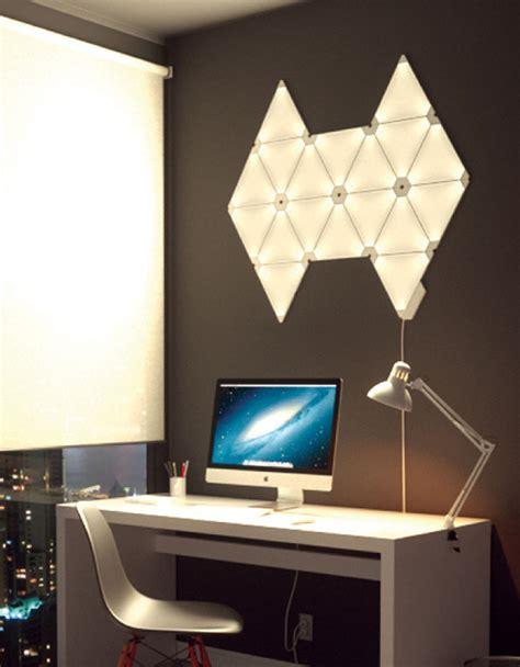 nano leaf aurora smarter kit lighting energy smart