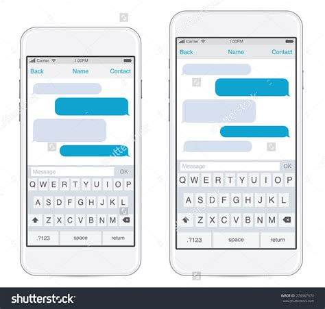 text message templates iphone text template www pixshark images