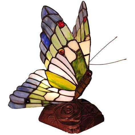 tiffany style desk l tiffany style butterfly bronze l free shipping