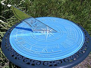 glass sundials
