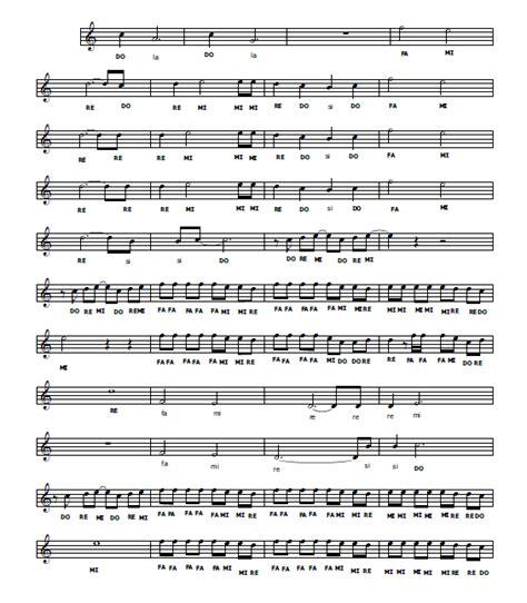 canzone braccialetti testo musica e spartiti gratis per flauto dolce braccialetti