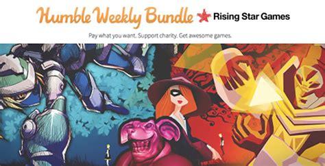 spiele für langeweile humble weekly bundle rising 7 spiele f 195 188 r den