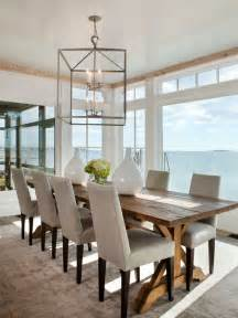 Beachy Dining Room Tables beach style dining room design ideas remodels amp photos