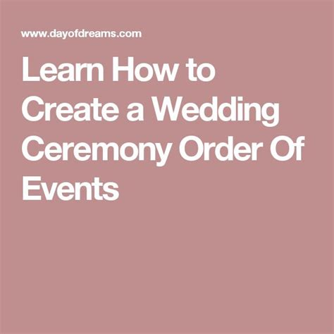 Wedding Song Order by 1000 Ideas About Wedding Ceremony Order On