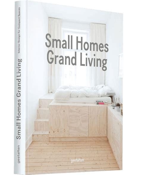 Small But Grand by Small Homes Grand Living Book Album Folio