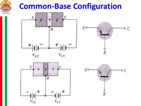 transistor configuration transistor configurations