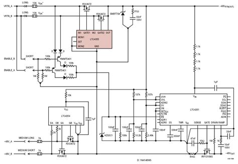 high voltage ideal diode controller solutions advancedtca with high side and low side ideal diode or and controller with