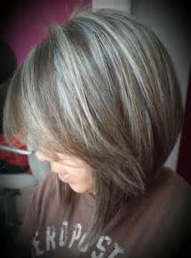 Coloring Gray Hair With Highlights » Home Design