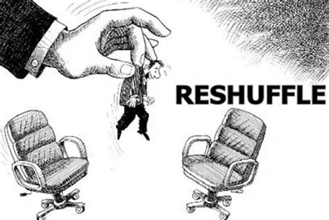 Cabinet Reshuffle List Time For A Reshuffle Cabinet Of Ministers Odessablog S