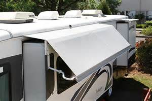 Slide Topper Awning Carefree Omega Awnings
