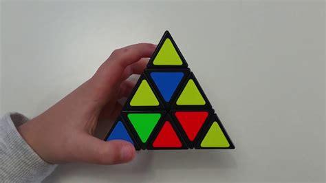 tutorial rubik pyraminx pyraminx tutorial m 201 todo para principiantes en espa 241 ol