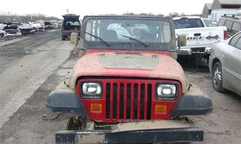 best auto repair manual 1994 jeep wrangler engine control used 1994 jeep wrangler engine accessories wrangler fuel pump par