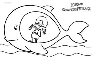jonah and the whale coloring pages free coloring pages of jonah whale