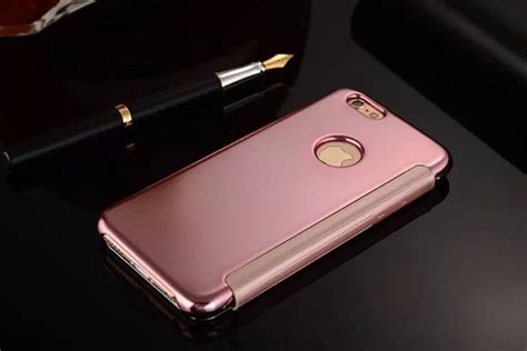 Iphone 5 5s View Clear Uv Mirror Flip Cover T1910 Jual Iphone 5 5s View Clear Uv Mirror Flip Cover High