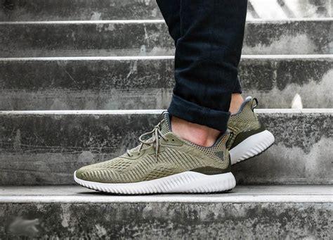 Adidas Alphabounce Green 1 shop for reasonable price adidas alpha bounce trace green grey bw1203 mens leisure shoe