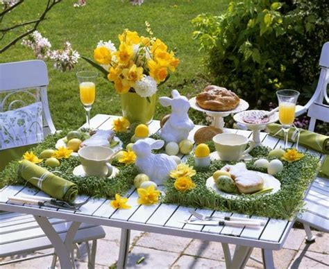 33 garden tables decor ideas table decorating ideas