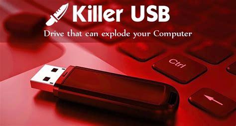 Usb Killer this killer usb can make your computer explode