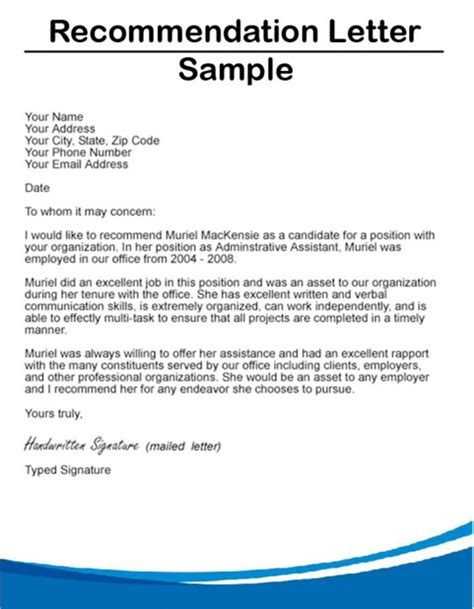 Recommendation Letter For Field Work What Is A Letter Of Recommendation Civil Engineers Pk