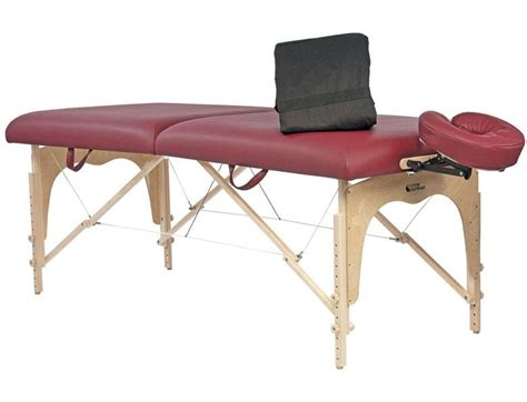 table upholstery for therapists athena portable table essential package