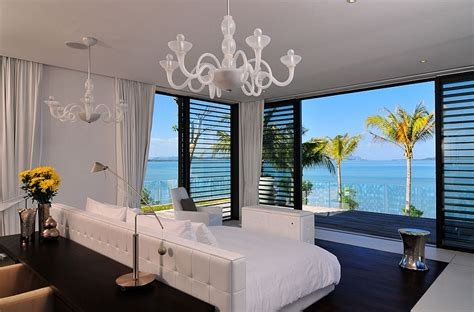 luxurious villa  thailand blends serene elegance