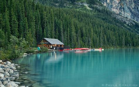the boat house by the lake lake louise the boat house by la vita a bella on deviantart