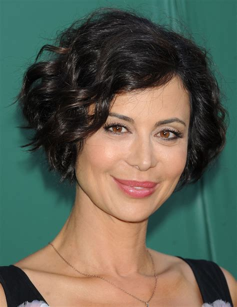 channel haircuts catherine bell at hallmark channel s 2014 summer tca party