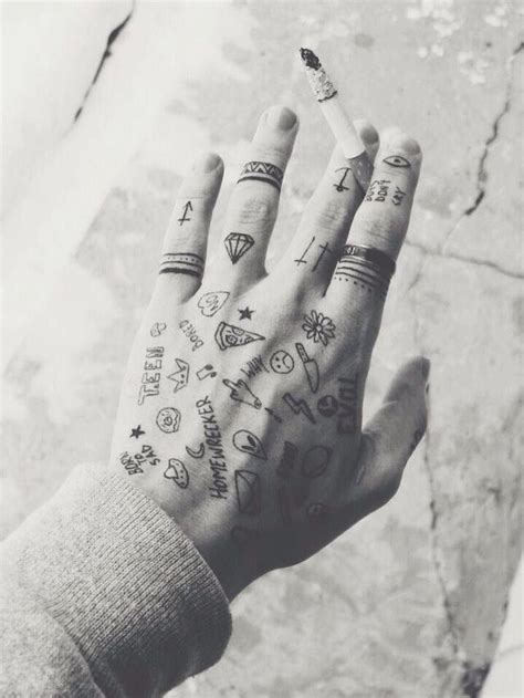 164 best images about finger 164 best images about stick and poke inspiration on