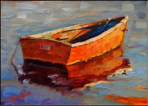 boat paint wood paint dance the rat boat paintings of old boats small