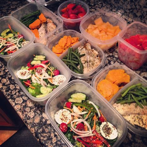 food prep meals meal prep nikki kuban minton