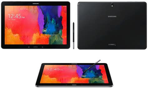 Samsung Galaxy Note Pro Intetnal 32 Ram 3 Sein samsung galaxy note pro 12 2 lte wi fi 4g 32gb black uk expansys uk